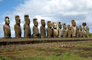 Scott Mowry: A Disclosure Primer: Chapter 1, Part 2 Easter-island-statues